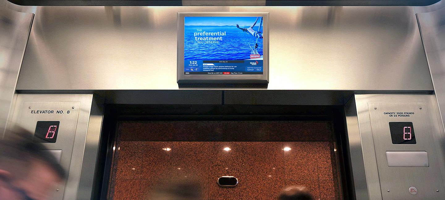 DOOH in Office Towers: Specs, Audiences and Inspiration
