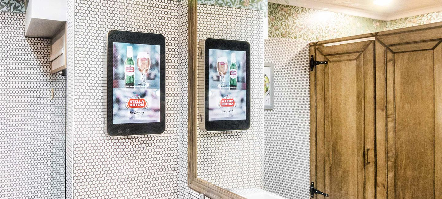 DOOH in Restobar: Specs, Audiences and Inspiration