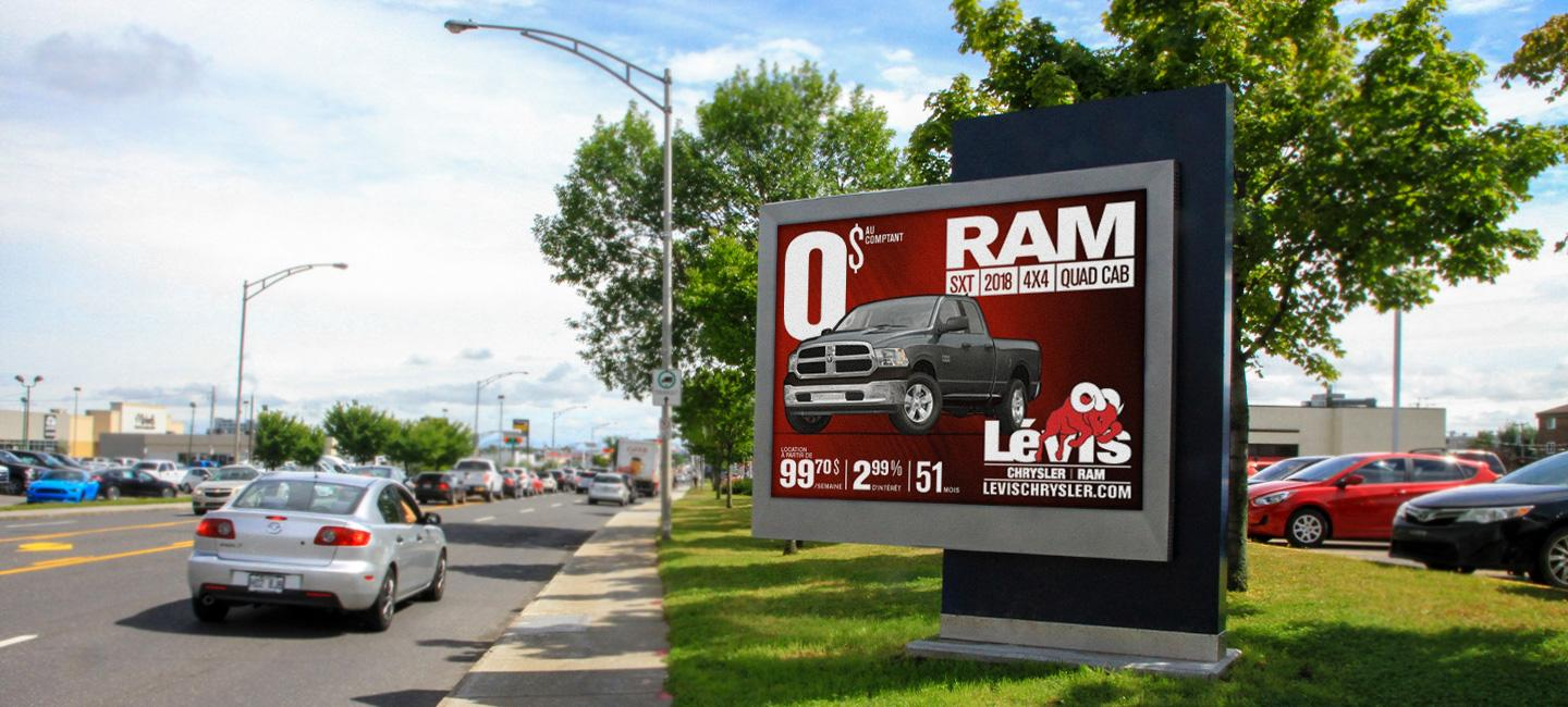 DOOH in Street Level: Specs, Audiences and Inspiration